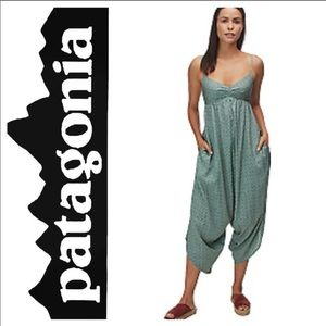 NWT Patagonia Lost Wildflower Jumpsuit - Size S